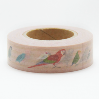 BirdBirdBird!マスキングテープ
