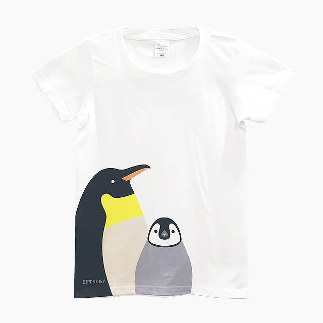 SMILE BIRD Tシャツ(ペンギン)