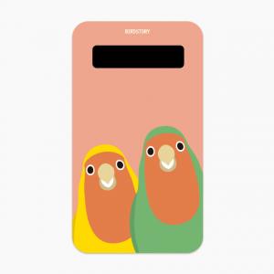 SMILE BIRD モバイルバッテリー(コザクラインコ)