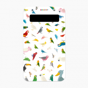 BirdBirdBird! モバイルバッテリー