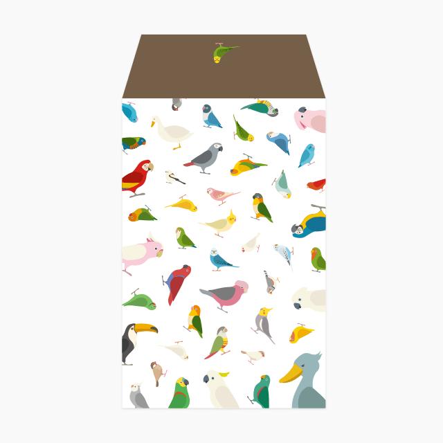 BIRD!BIRD!BIRD! ポチ袋
