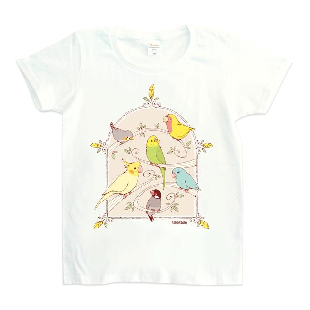 GREEN BIRD Tシャツ