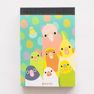 SMILE BIRD メモ帳