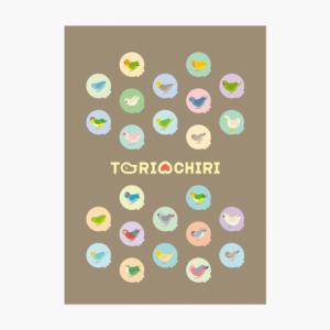 TORIOCHIRI A4クリアファイル