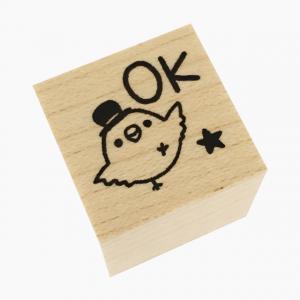 文鳥(OK) スタンプ