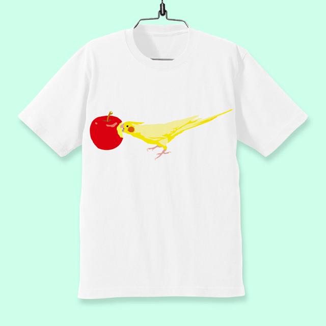 ことりちゃんTシャツ(オカメインコ)