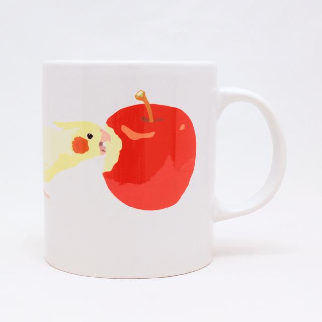 ことりちゃんマグカップ