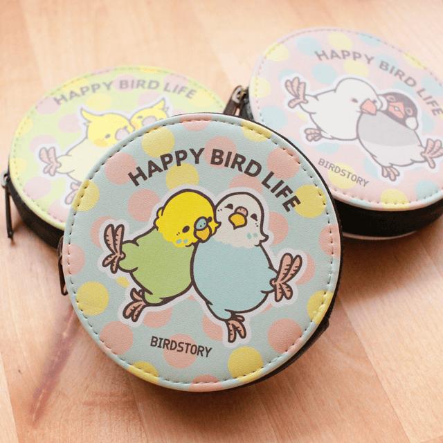 HAPPY BIRD LIFE ことりグッズ