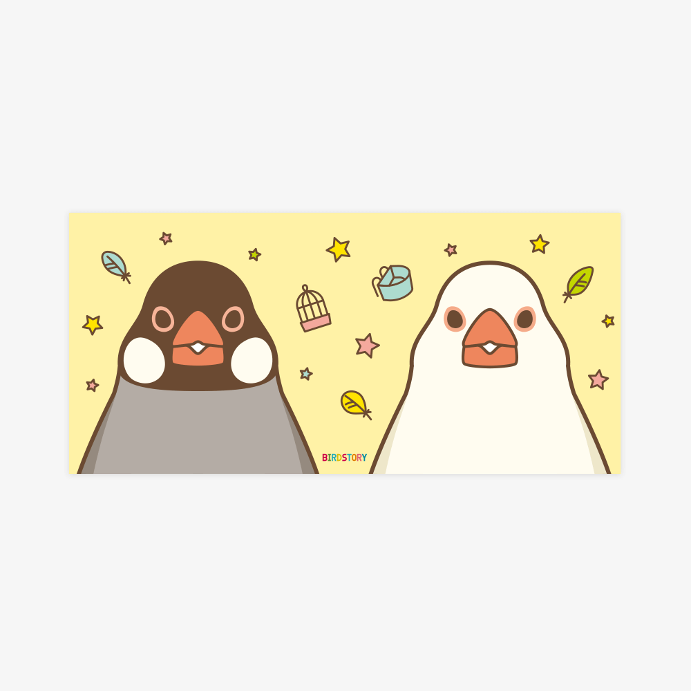 マグカップ(SMILEBIRD / 文鳥)