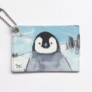 パスケース(オクムラミチヨ / ペンギン)