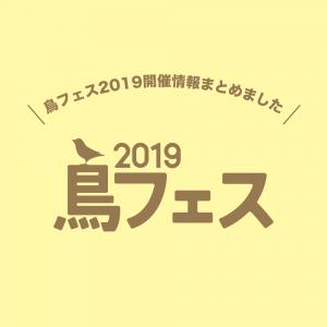 全国各地で開催!鳥フェス2019開催情報まとめました。