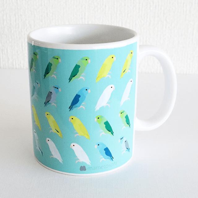 マメルリハ マグカップ