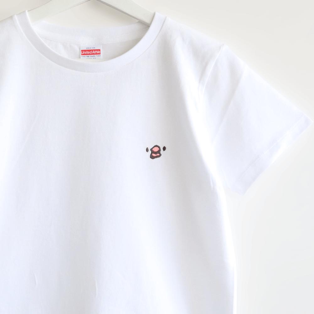 Tシャツ(amycco. / 文鳥ちゃん)