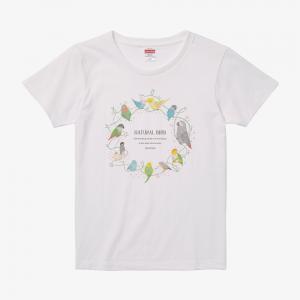 Tシャツ(Natural BirdⅡ)