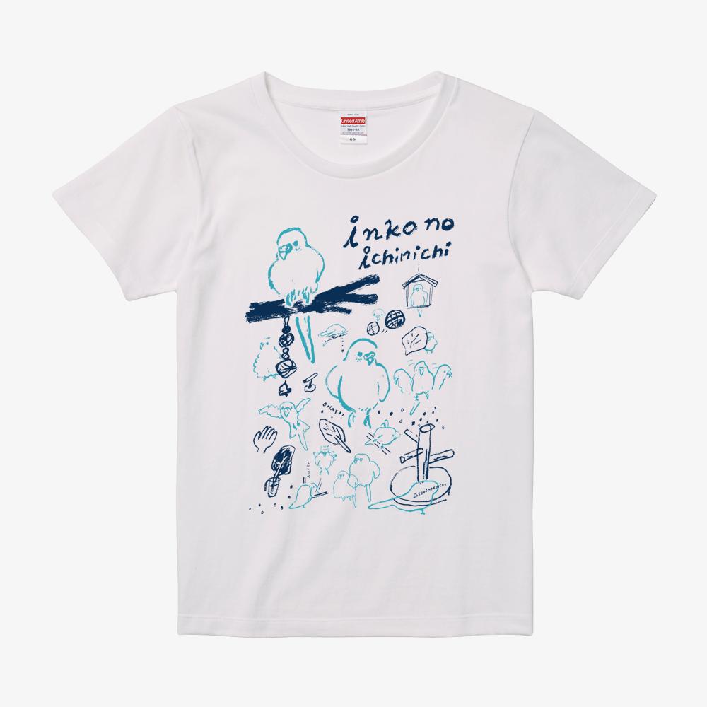 Tシャツ(torinotorio / inko no ichinichi )