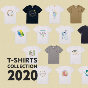 Tシャツデザインコレクション2020