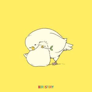 終戦の日 白ハト 鳩 平和 願う