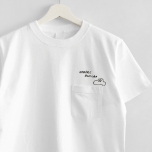 Tシャツ torinotorio トロ―リ文鳥 ハジスキー