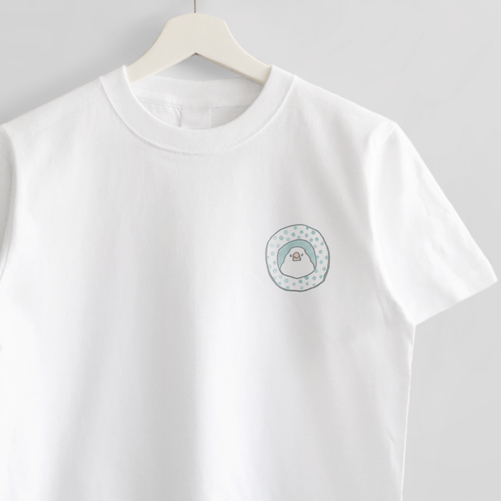 イラストレーター amycco. シンプルデザインTシャツ