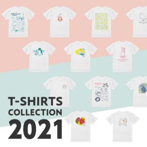 Tシャツコレクション 2021 鳥さんグッズ