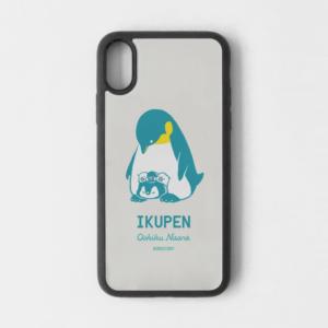 iPhoneケース イクペン コウテイペンギン 大きくなあれ