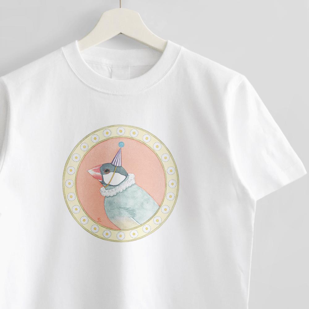 Tシャツ(文鳥院まめぞう / あの日みた夢)