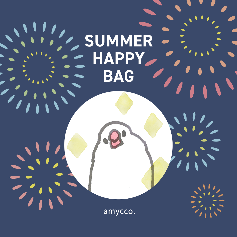 夏の福袋2021 amycco