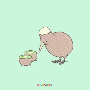 キウイの日 キーウィ ブンチョウ
