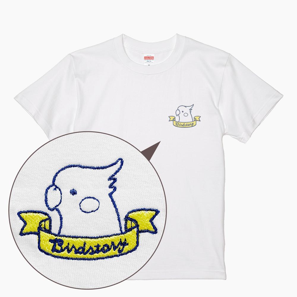 ティーシャツ オカメインコ